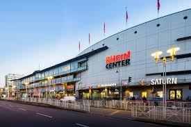 Köln: Shoppingcenter Rhein-Center – Foodcourt